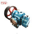2018 hot sale!!!Cam rotor pump of three leaves roots blower for High viscosity liquid, honey, syrup, tomato paste, cement.
