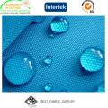 С ПВХ покрытием Оксфорд 600 d * 600 d равнина водонепроницаемой ткани для мешков