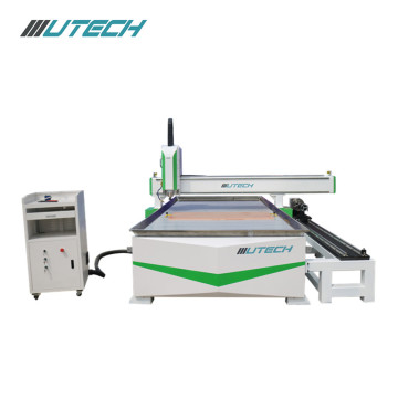 4 แกน UTECH 1530 Woodworkng Cnc Router