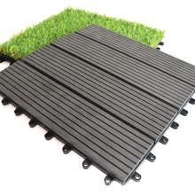 China Manufacturer DIY WPC Decking Click PVC Board Vinyl Composite Waterproof Tile