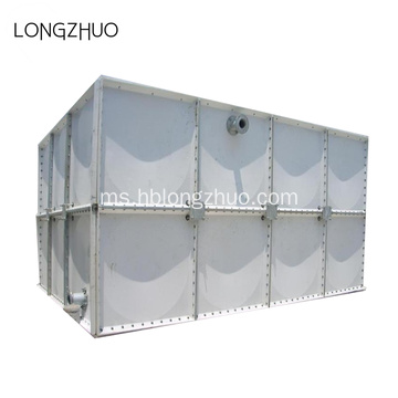 Square FRP SMC Storage Tank Water