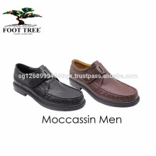 Foottree Men Comfort Кожаные туфли 9037