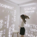 PARED DE DECORACION LED NEON