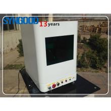 Machine de marquage au laser Syngood FiberSG10F / 20F / 30F pour étiquette de chien