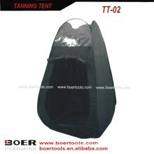 Bräunungs-Zelt-Kleidungs-Zelt-Schönheits-Zelt Pop-up-Zelt ohne Oberseite