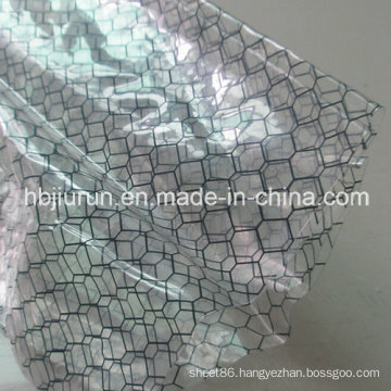 ESD PVC Transparent Grid Curtain