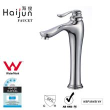 Haijun Artículo promocional Cubierta montada de latón cascada Baño Grifos Mezclador de lavabo