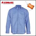 Camisa de trabajo ignífuga durable antiestática funcional de la gran venta de la camisa de la venta