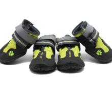 ПУ Кожаные Прочные Ботинки Собаки