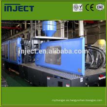 Máquina de inyección de plástico de alto rendimiento de valor 1250tons en China