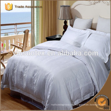 Fitted / 100% Cotton Hoja de cama / hotel / equipado Hoja