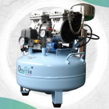 CE Approved Dental Oil Free Compressor with Dryer