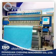High Precision High Speed Automatic computer embroidery machine price for sale