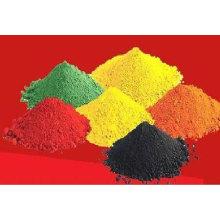 Красный / Желтый / Черный / Зеленый / Черный Оксид пигмента