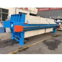 Filter Press Membrane Sludge Dewatering Machine