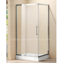 2015 Popular Stainless Steel Simple Shower Enclosure (LTS-025)