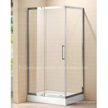 Cobertura de chuveiro simples de aço inoxidável popular 2015 (LTS-025)