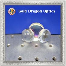AR coating Fused Silica Bi-Convex Lenses