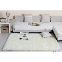 Chinesische Hand Made White Seide Teppich