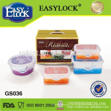 Home L Vorratsbehälter transparente Kunststoff-Lebensmittel