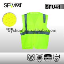 reflective safety straps vest blue reflective reflective clothing safety vest