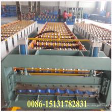 Dx Aluminium Roof Tile Making Machine for Steel Sheet Type