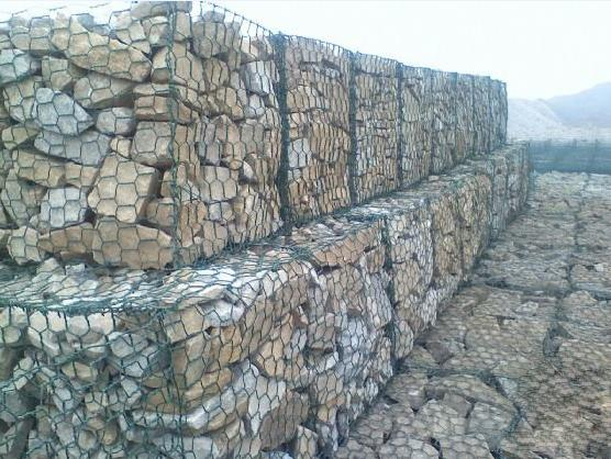 rock fall protection&gabion box-24