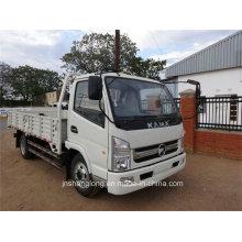 China 4WD Caminhão de carga leve 4ton 4X4 caminhão de carga