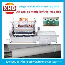 High capacity grass silage film making machine Quality Assured