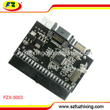SATA IDE Bilateral Converter Card by switch