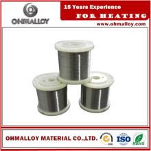 Copper Nickel Alloy CuNi1~CuNi44 Constantan Flat Wire Ribbon 0.5mm*4mm for Resistor