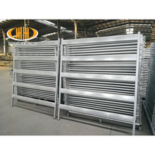 Heavy duty galvanized livestock cattle panel used corral panels