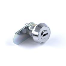 Camlock à clé d'armoire industrielle à fossette pour guichet automatique