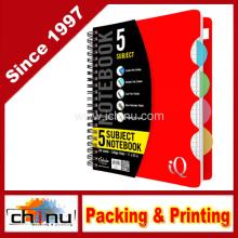 Поли Крышка Wirebound Ноутбука, Колледж Правили (520059)