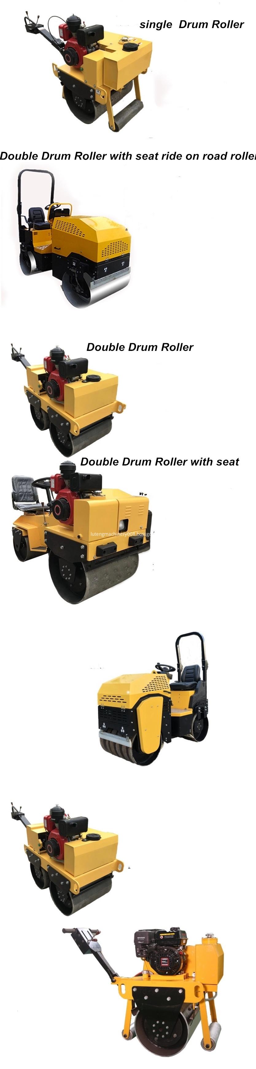road roller type
