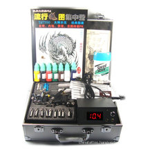 2012 wholesale tattoo kit for beginners 10-42