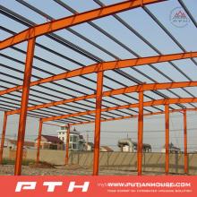 Prefab Customized Design Large Span Steel Structure Warehouse