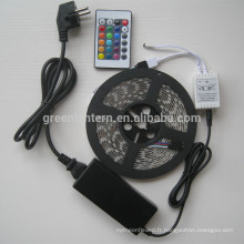 12V 5050 rgb led bande avec télécommande