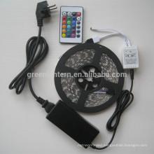 12V 5050 rgb led strip with remote