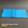 Vlies PP Material Stretcher Blue Sheet