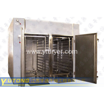 CT oven drying machine