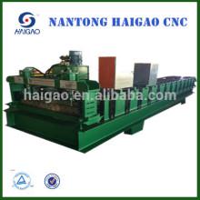 CNC color rodillo de acero que hace la máquina / chapa de techo galvanizado