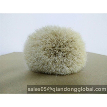 Natural White Horse Hair Shaving Brush Knot