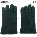 Cow Leather Welding Work Industrial Gloves (L004)