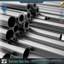 Série 300 Aço Certificação ISO pequeno tamanho fino tubo de aço inoxidável sem costura