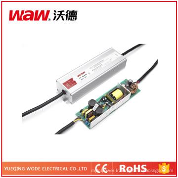 Conducteur imperméable de 150W 12V LED Bg-150-12 avec le ce RoHS approuvé IP68