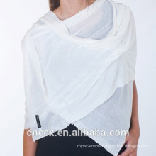 15STC6729 pure bamboo knit scarf