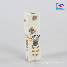 special printing lipstick packaging gift box for lady
