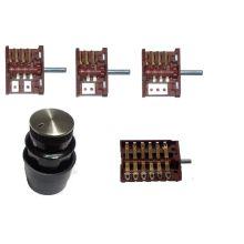 Interruptor rotativo do forno
