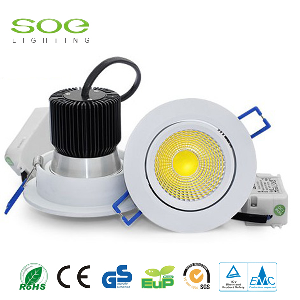 Haute qualité 5W Global Cob Led Downlight